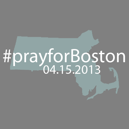 It is so sad to hear such tragedies happen around us. What kind of world do we live in that something this tragic could happen during a marathon. My prayers go out to those who are affected. May they find peace and love from those around them.