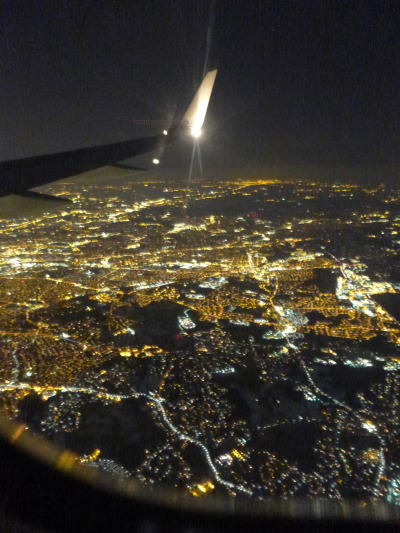 londonstew:  Flying over Boston, Massachusetts
