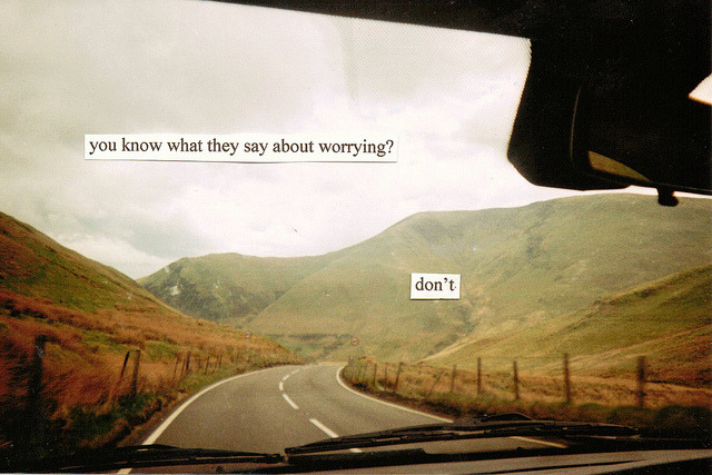 don't worry by i enrapture on Flickr.