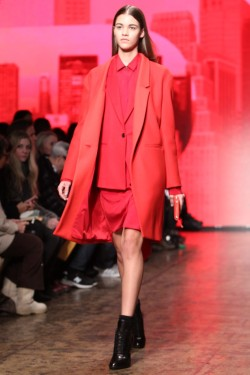 Donna Karan New York Fall 2013 - Image via WWD