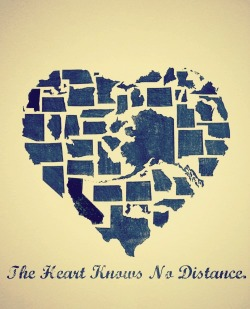 The Heart Knows No Distance