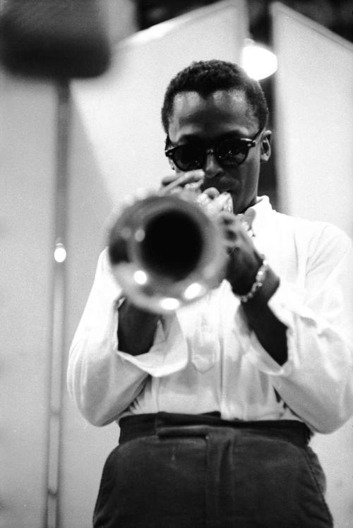 meloxtra:   For me, music and life are all about style. Miles Davis  GOD: GOD
