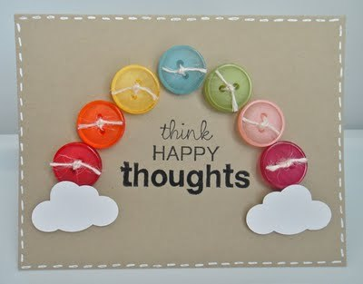buttonit:  (via The Crafty Corgi: Think Happy Thoughts)