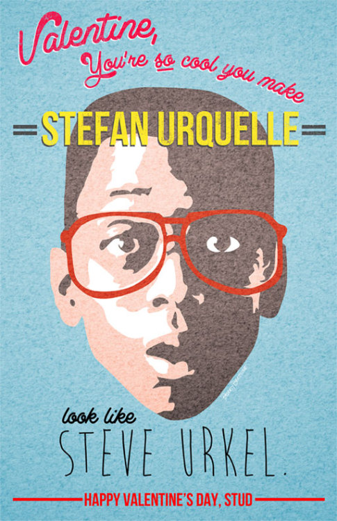 eatsleepdraw:  Who are we kidding? Steve Urkel was way cooler…
