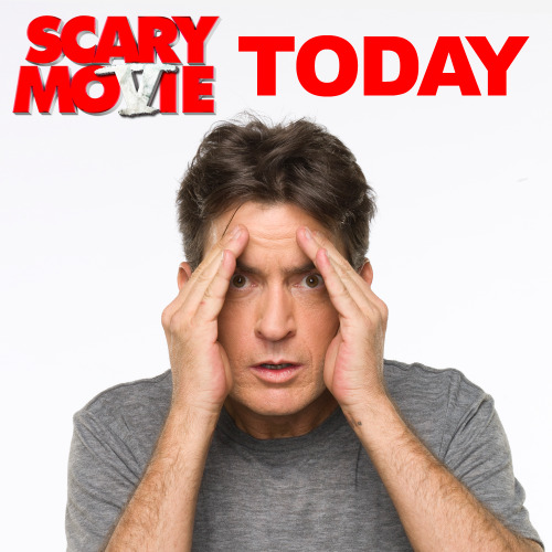 It's finally here! Scary Movie 5 is now in theaters!