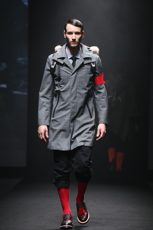 suffocative:  Griffin Hartland A/W 2013-2014
