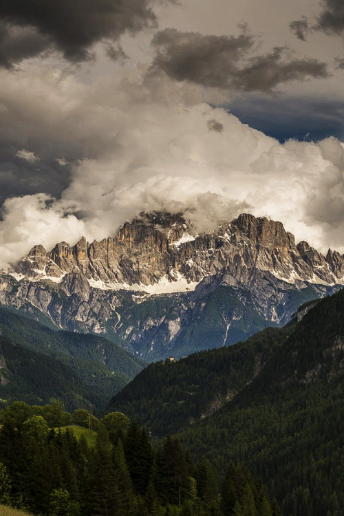 Dolomites, Italy | Sven Verbruci