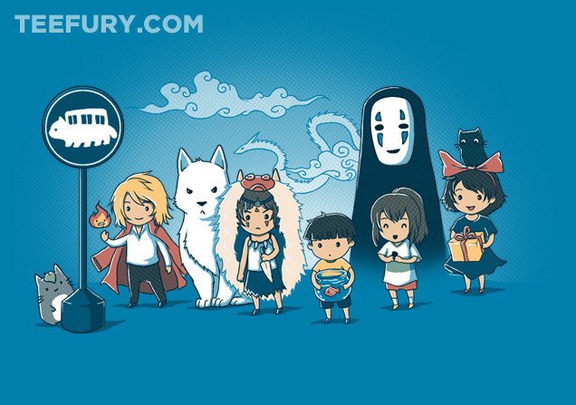 gamefreaksnz:  Waiting for the Bus by ramybFor sale on March 17th at Teefury US $11 for 24 hours only Artist : Facebook | Tumblr