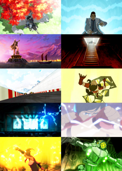 aanglophile:  screencap meme: the legend of korra + colours abound