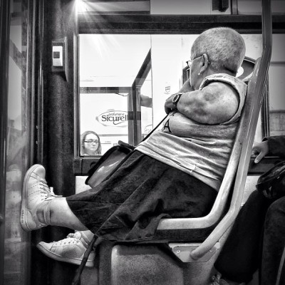 Sittin' on the bus… Catania, May 2013… #iphoneography  #doyouinspire