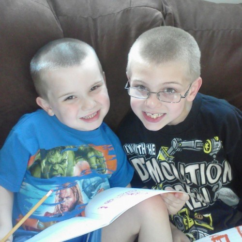 my #handsome lil guys :-)
