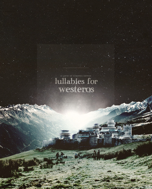 doreahology:  lullabies  for  westeros { songs to lull the wolves & lions to sleep }mother, will thy treasures keep even where the shadows creep  1. lost birds 2. lullaby for cain 3. this is to mother you 4. fear of the dark 5. ailein duinn 6. height of land 7. lullaby to a firefly 8. the wolf & the finch 9. sleep 10. chitsidzo 11. sumarmal 12. there is no light 13. last rose of summer 14. dereen day 15. taladh ar slanaighear 16. aisling's song 17. a narnia lullaby 18. coinleach glas an fhomhair 19. memory 20. dark lullaby 21. sleep my darling sleep  [ L I S T E N ]
