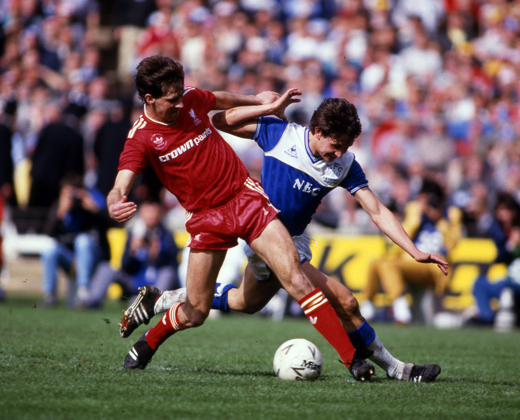 Liverpool v Everton (3-1), 1986 FA Cup Final. Source: Yahoo! Singapore