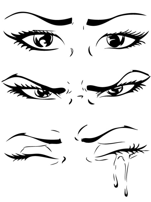 thelifeofacharacter:  The many faces of my girlfriend
