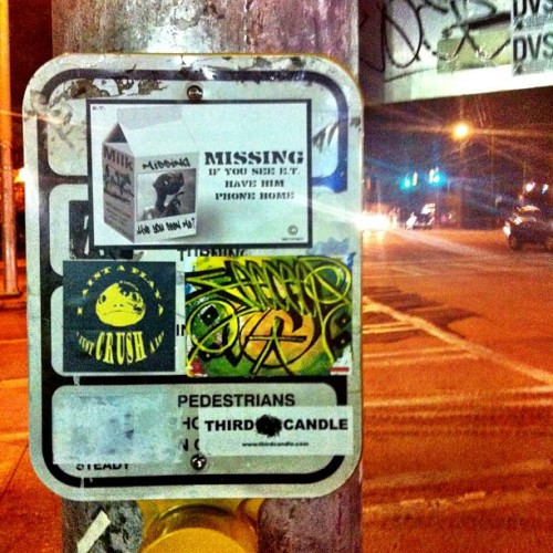 #slaps in #hotlanta #L5P #ETisMISSING #ET #astraea #eTee #missing #lost #feeceez #handstyle #SoFL2ATL #jabitahutlet #CRUSHaLot #CSU #little5points #atlanta  (at Little 5 Points)
