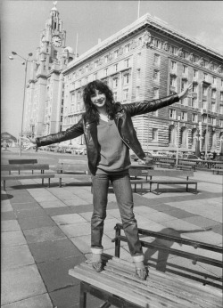 kite-bush:  Kate Bush 1979