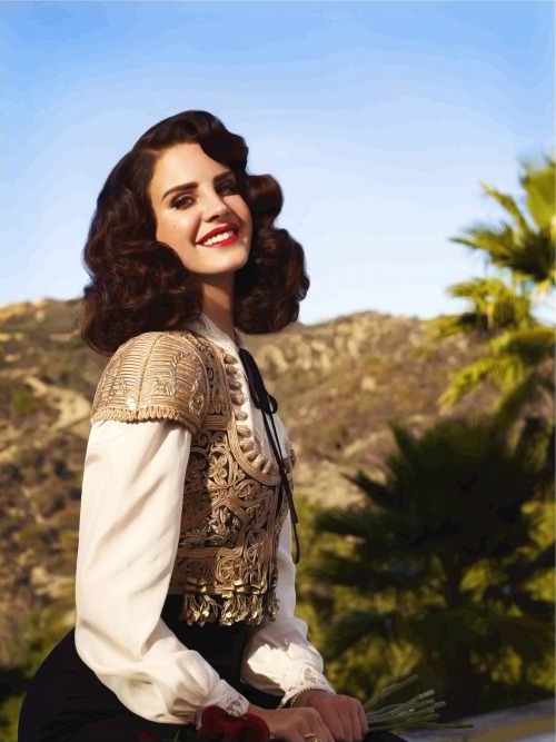 Exclusive - Lana Del Rey by Nicole Nodland (Uncropped), 2013