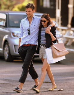 mr-vogue:  Olivia Palermo & Johannes Huebl