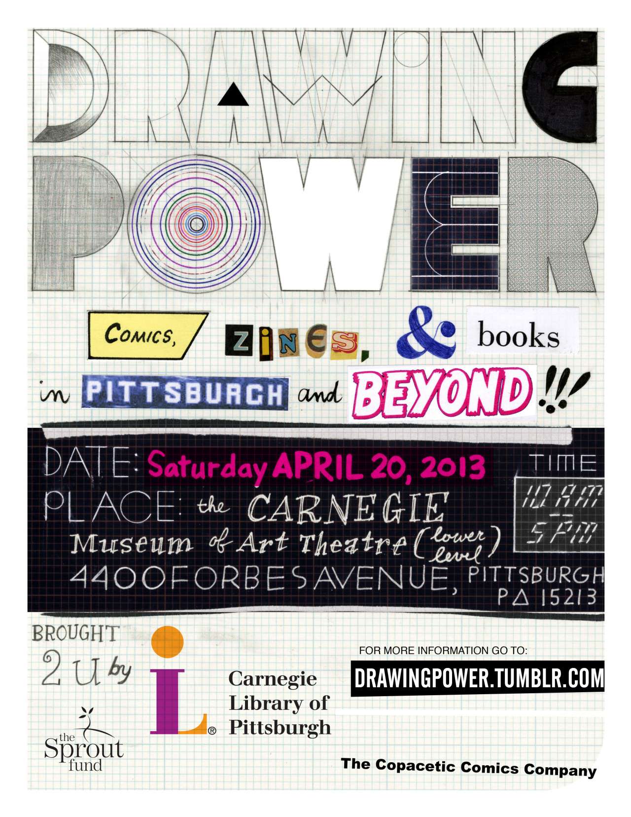 drawing power poster