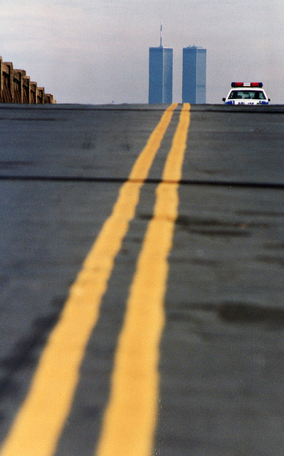 WTC & Double Yellow by Jersey JJ on Flickr.