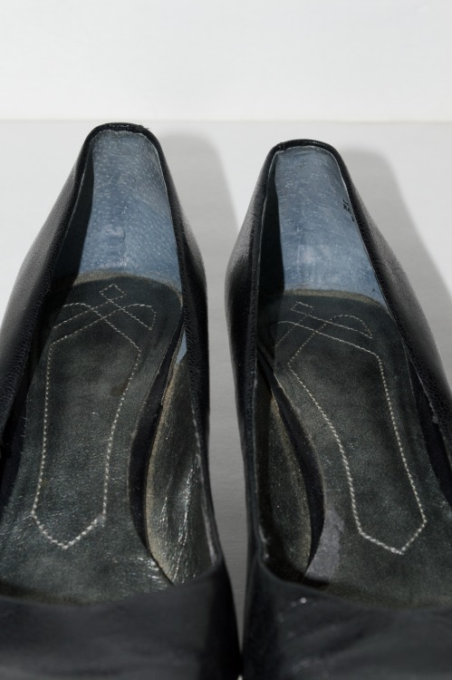 These use to be silver and black and read Nine West on them.Up on eBay.[https://www.ebay.com/itm/151714812904] #well worn#smelly shoes#worn pumps#stinky feet#stinky shoes#foot fetish