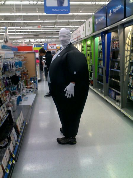 the-absolute-funniest-posts:  comfort-ably-numb: Not so slender man My lovely followers, please follow this blog immediately!