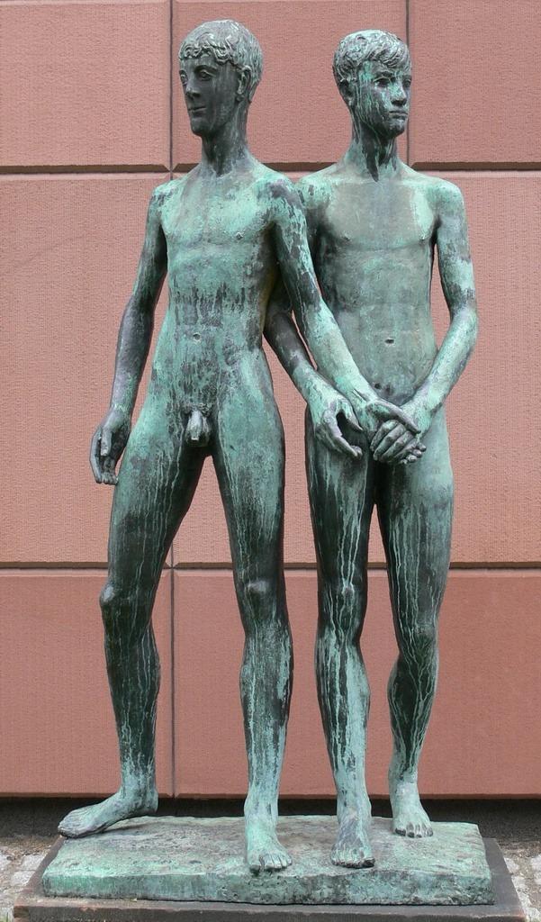 monsieurlepoof: Germany, Mannheim (Kunsthalle, Skulpturengarten), by Gerhard Marcks