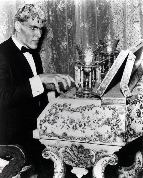 Lurch at his Harpsichord (1964)