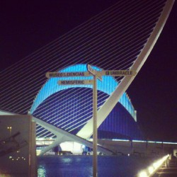 Which of the 3? #sky #night #blue #modern #art #architecture #valencia #awesome