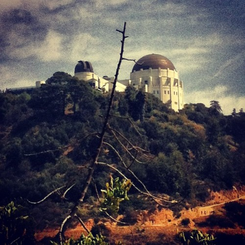 Haunted Griffith Observatory?