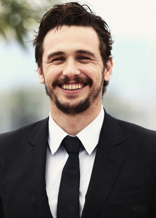 James Franco at the As I Lay Dying photocall for the 66th Cannes Film Festival on May 20th, 2013.