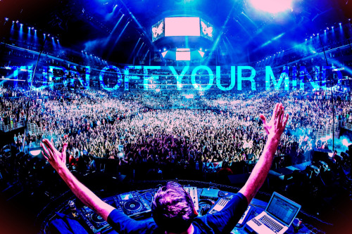 …And let the music control you!