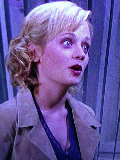 I had no idea… Zooey Deschanel on Frasier. Circa 2002.