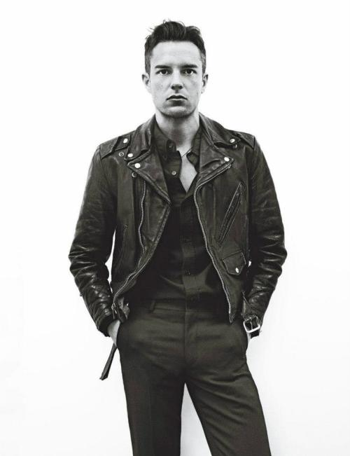 I am absolutely in love with this picture of Brandon Flowers. Does anyone know who the photographer is?