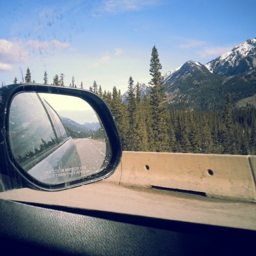#roadtrip #transcanadahighway #wanderlust #travel #banff #rockies #bc #canada #igerscanada #mountains #photo  (at Banff National Park)