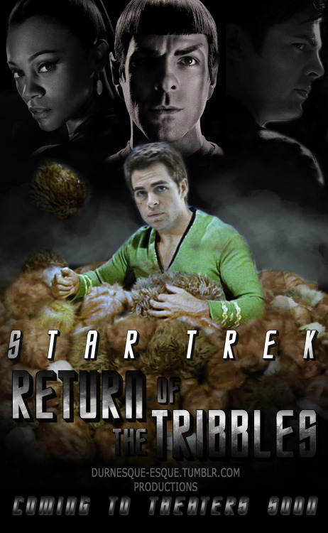 durnesque-esque:  Star Trek 3: Probably