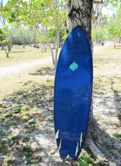 Roxy surfboard #DAREYOURSELF