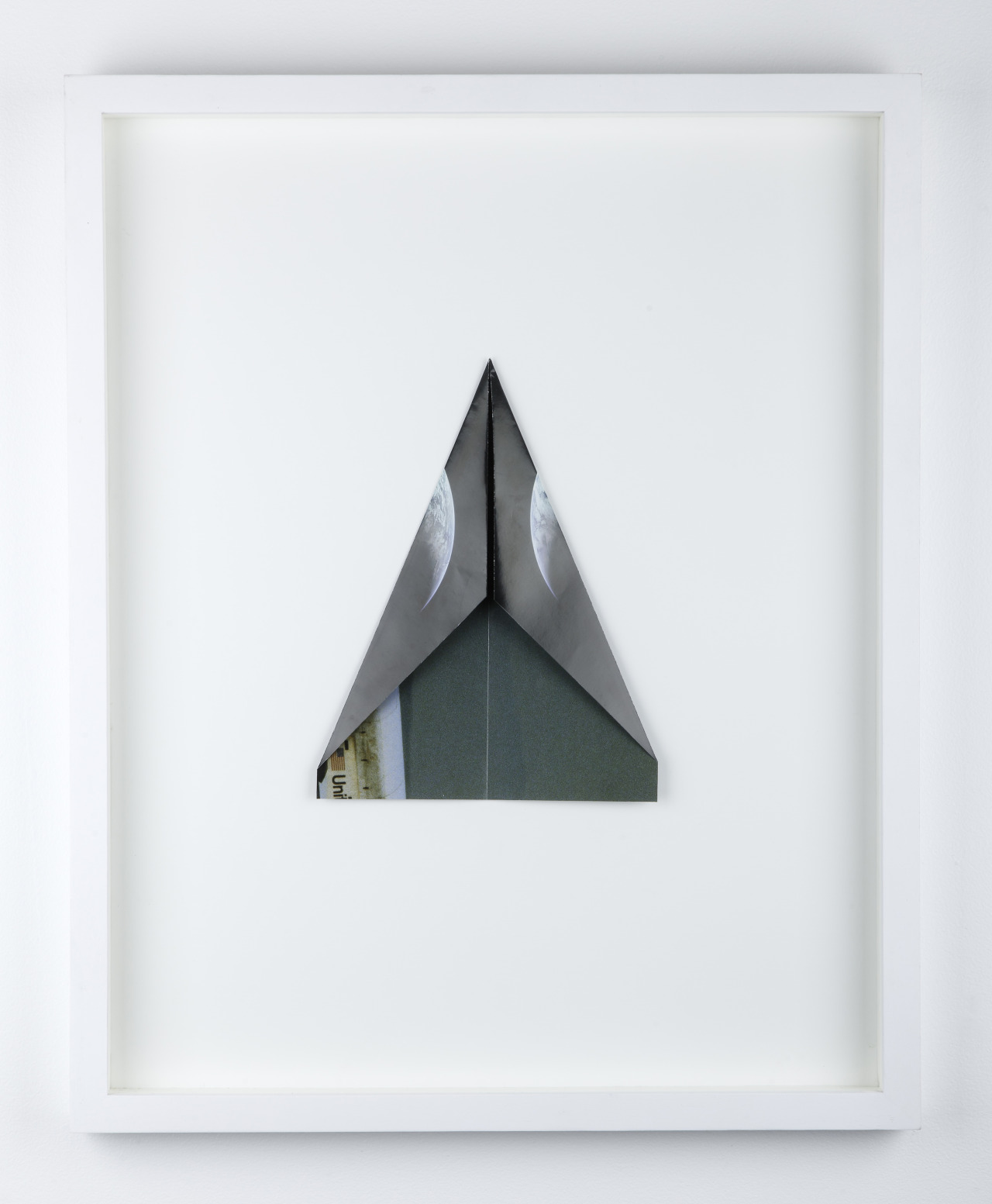"randygrskovic:  ""Folding Space (Paper Planes)"" 