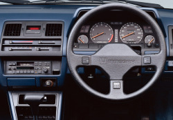 eighties-cars:  Honda Quint Integra GSi, 1986