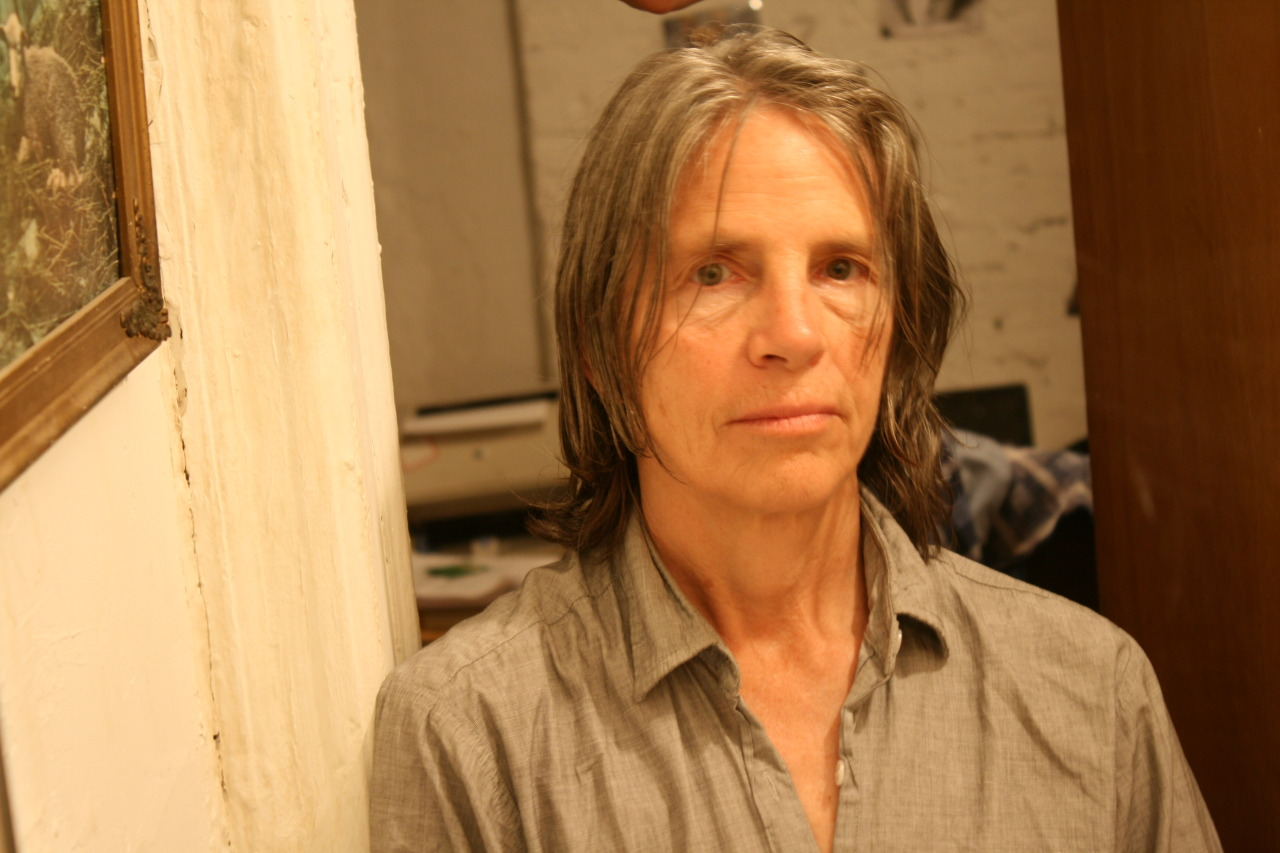 """The sixth time I saw [Eileen] Myles read, I told her I was stalking her. She did not smile; I think she thought I was serious. Maybe I was."""