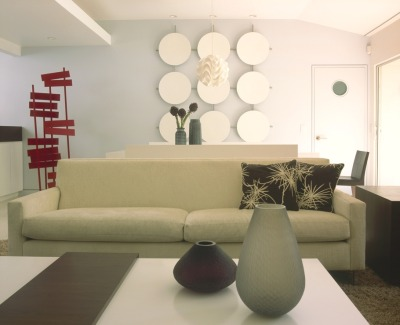 Fancy Hollywood Hills interior design project, Los Angeles