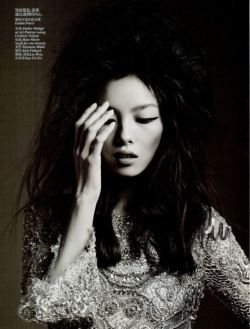 balenciwanga:  Vogue China March 2012