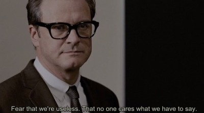 lostinthesounds:  A Single Man