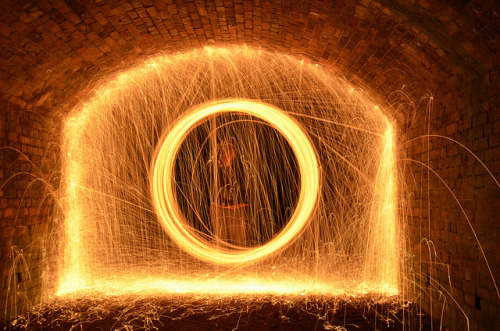 abelmatic:  steel wool! by Ben Mortimer Photography on Flickr.