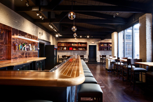 Check out our sneak preview of the Craftsmen, a new haven for beer geeks soon to open on Cumberland Street.