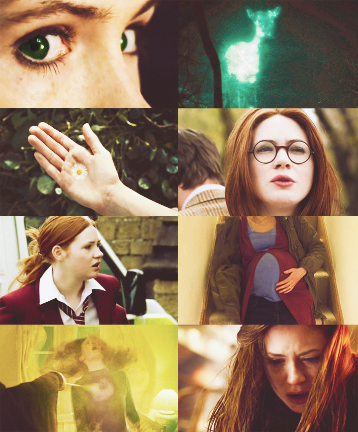 angelelleth:   MARAUDERS ERA DREAMCAST  |  Karen Gillan as Lily Evans