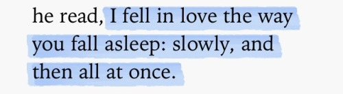 whateverite:  I've read this book so many times but this line always gets me.