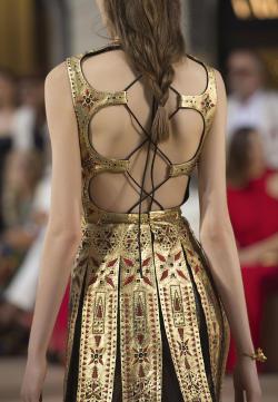 details valentino haute couture 2010s
