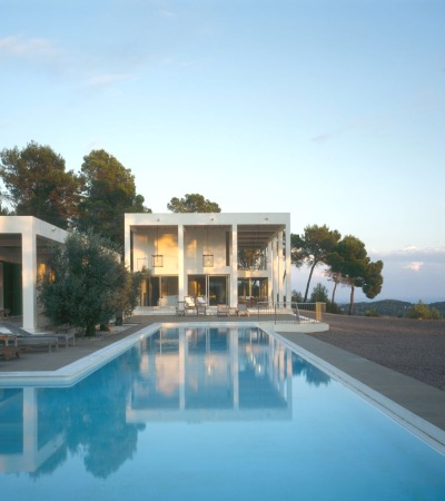Luxury house in Valle de Morna, Ibiza