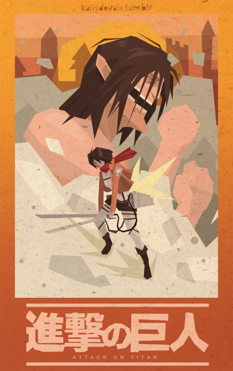 kalisdevals:  Savior 2: Attack on Titan illustration. Please help by reblogging if you like it! :) <3 Please view hi res link: http://minus.com/lDwqmGcwvyomM